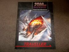 Traveller RPG Mongoose 2300AD French Arm Adventures hardcover