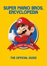 Super Mario Bros. Encyclopedia The First 30 Years Hardcover Dark Horse Comics DC
