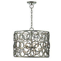Dar Lighting Jocasta 5 Light Drum Pendant - J0C0532