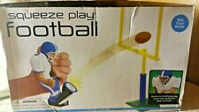 EB Brands P.S Squeeze Play Football Poppers Compressed Air Power to Project,Rare