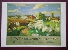 Kent Single Collectable Advertising Postcards