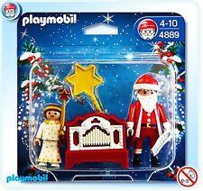 Playmobil Little Angel & Santa Claus with Organ 4889