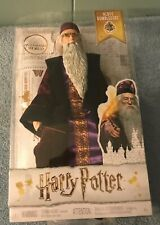"2018 Mattel Wizarding World Harry Potter 12"" Albus Dumbledore Doll Nip"