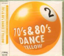 Various Electronica(CD Album)70's And 80's Dance 2-Japan-New
