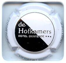 Capsule de champagne Herbert Didier  HOTEL HOFKAMERS NEWS
