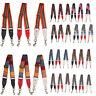 DIY Designer Adjustable Shoulder Strap Womens Crossbody Messenger Bag Belt 135cm
