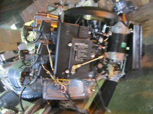 2005 60HP 70HP 70TLRD Yamaha Outboard 2 stroke Complete Powerhead ok Compression