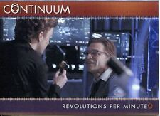 Continuum Season 3 Gold Parallel Base Card #97 Revolutions Per Minute