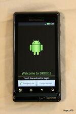 Motorola Droid 2 - 8GB - Black (Verizon) Smartphone A955