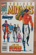 New Mutants 99 NM+ 1st First Shatterstar Feral CGC worthy comic