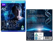 HUMAN UNIVERSE (2014) BBC TV Series Presented by Professor Brian Cox NEW BLU-RAY