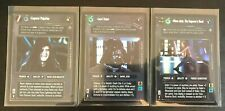 Star Wars CCG Reflections II (2) URF Foil Cards