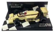 Minichamps Arrows BMW A8 #17 Belgium GP 1986 - Marc Surer 1/43 Scale