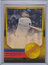 MICKEY MANTLE 2012 Topps Golden Greats #32   (B6214)