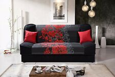 Brand New Modern Fabric Sofa Bed / Couch - BUENO
