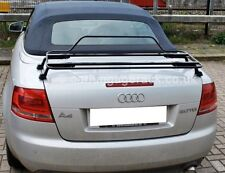 Audi A4 Convertible Cabriolet Luggage Boot Rack  - black