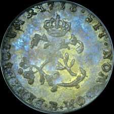 """1738-B SOU MARQUE PCGS AU58 """"ONE & ONLY"""" ABSOLUTE """"FINEST"""" @ BOTH PCGS & NGC"""