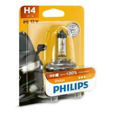 Philips Vision +30% H4 Glühlampe, 1 Stück