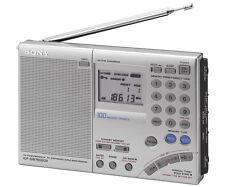 **NEW** SONY ICF-SW7600GR World Band AM FM Shortwave Digital Radio MADE IN JAPAN