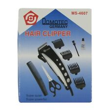 Men Pro Hair Cutting Clipper Kit Haircut Machine Beard Trimmer Barber Salon Set