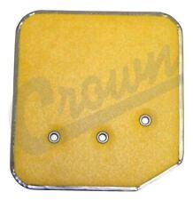 Transmission Filter For Jeep YJ TJ Wrangler XJ ZJ Grand Cherokee CrN J8123042