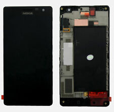 LCD Display Touch Screen Digitizer Assembly For Nokia Lumia 730 - Black Colour