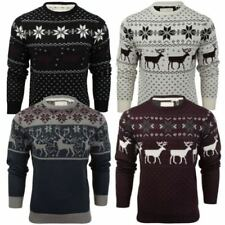 Soul Star Fair Isle, Nordic Jumpers & Cardigans for Men