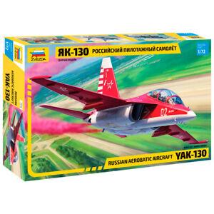 "ZVEZDA 7316 Model Kit ""Russian Aerobatic Aircraft YAK-130"", 1/72"