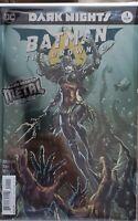 Batman The Drowned #1 DC Comics Dark Nights Metal 1st Print Foil Cover
