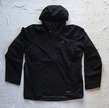 Adidas Black CLIMAPROOF Men's Hiking Hoodie Shell Jacket NEW Size L (44-46)