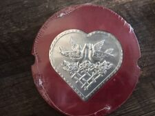 Longaberger 2006 Be My Valentine Wood Lid - 50359 - New In Plastic