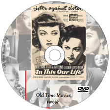 In This Our Life - Bette Davis, Olivia de Havilland, George Brent 1942 on DVD