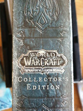 WoW Wrath of the Lich King Collectors Edition - Sehr Gut OHNE Mauspad