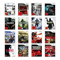Die besten Nintendo Wii Spiele USK18 (mit OVP) (gebraucht)