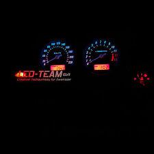 Honda CBF 600/1000 S BJ 04-12 Motorrad Tacho Beleuchtung  LED Set BLAU LED-Team