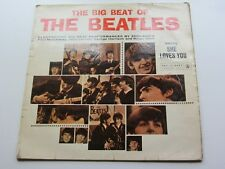 THE BEATLES  ORIGINAL 1964   BIG BEAT OF THE BEATLES   SOUTH AFRICAN  PRESSING