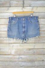 Shorts, bermuda e salopette da donna blu denim, taglia 40