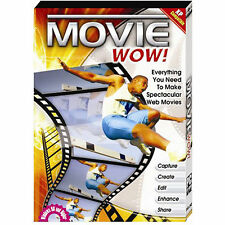 Movie Wow - Brand NEW and SEALED! (PC)