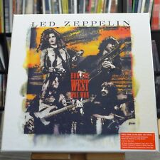 Led Zeppelin - How The West Was Won / 4LP (0081227934156) deluxe box set