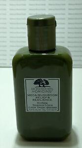 Origins Dr Weil Mega Mushroom Relief Soothing Treatment Lotion 100ml New No Box
