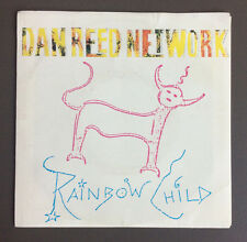 "DAN REED NETWORK - Rainbow Child 7"" Vinyl Single GD+ 1989 Australian Pressing"