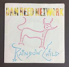 "DAN REED NETWORK - Rainbow Child 7"" Vinyl Single GD+ 1989 Australian Pressing"