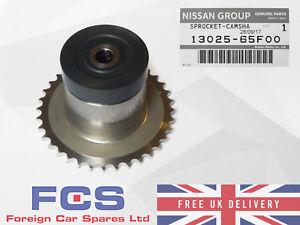 NEW GENUINE NISSAN 200SX  S14 S15 SR20DET CAMSHAFT GEAR SPROCKET 13025-65F00
