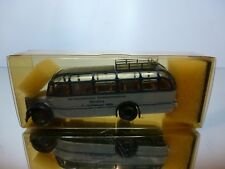 ROCO MERCEDES BENZ O3500 - 36MESSE NÜRNBERG - TWO TONE BLUE 1:87 - GOOD IN BOX