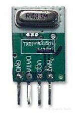 RF MOD, TRANSMITTER, AM, ASK, 433MHZ MPN: QAM-TX1 QUASAR