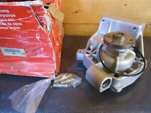 QCP2932 New Water Pump Fiat Ducato Nuovo 2.4 2.5 10/1986 on