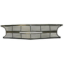 GRILLE; 65 CHEVELLE/EL CAMIN [EXCEPT SS] [SILVER] [PAINT BLACK FOR SS MODELS]