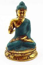 Figuras de metal color principal oro para el hogar