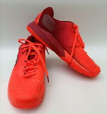 Head Revolt Pro 3.0 Men's tennis shoes trainers All Court Neon Red UK7.5 VGC