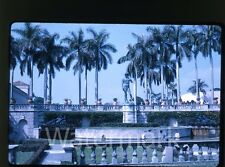 1969 35mm Kodachrome Photo slide  Ringling Museum of Art Sarasota FL #11